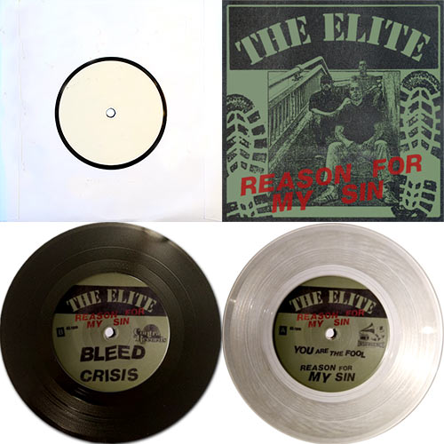 The Elite - Reason For My Sin EP - BUNDLE