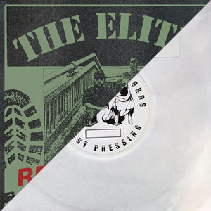 The Elite - Reason For My Sin EP - TEST PRESS