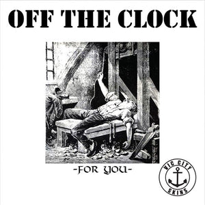 "Off The Clock - For You - 12"" Picture LP"