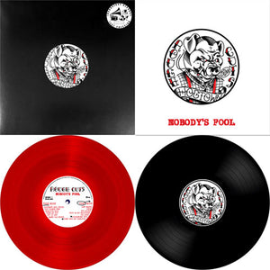 Rough Cuts - Nobody's Fool LP - BUNDLE