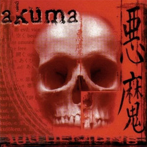 Akuma - 100 Demons CD