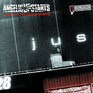 Angelic Upstarts - Live From the Justice League CD