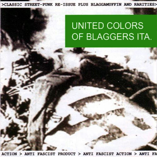 Blaggers ITA - United Colours CD