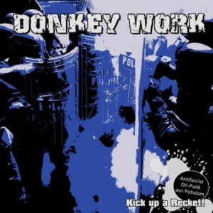 Donkey Work - Kick Up a Recket CD