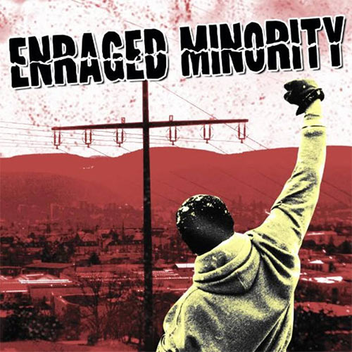 Enraged Minority  - s/t CD