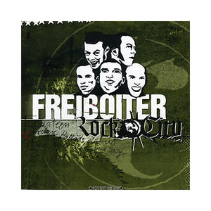 Freiboiter - Rock City CD