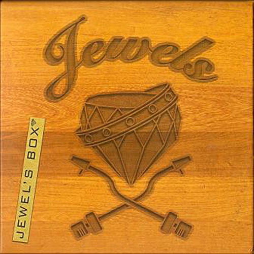 V/A - Jewel's Box 10xEP