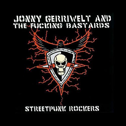 Streetpunk Rockers - Jonny Gerriwelt and the Fucking Bastards