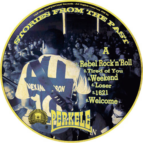 Perkele - Stories From the Past LP (picture disc)