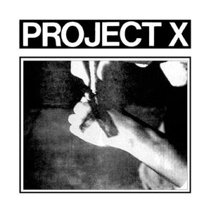 Project X - s/t CD
