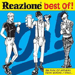 Reazione - Best Of CD