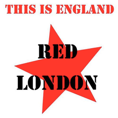 Red London - This is England CD