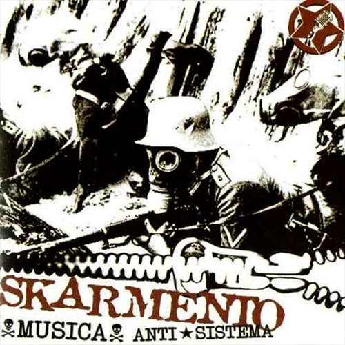 Skarmento - Musika Anti Sistema CD