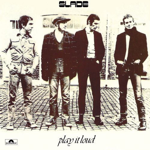 Slade - Play it Loud CD