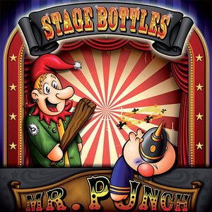 Stage Bottles - Mr. Punch CD