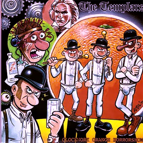 The Templars - Clockwork Orange Horrorshow CD