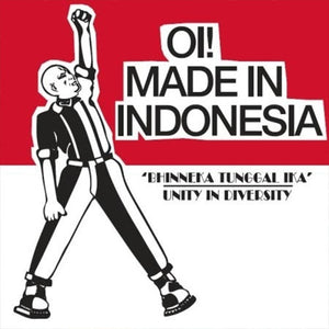 V/A - Oi! Made in Indonesia CD