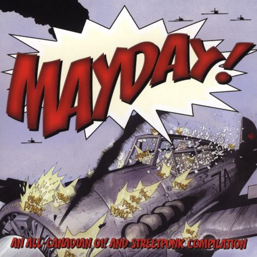 V/A - Mayday! All-Canadian Oi!/Streetpunk CD