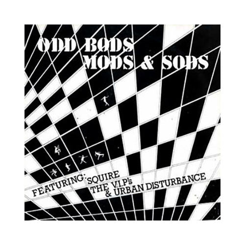 V/A - Odds Mods Bods & Sods CD