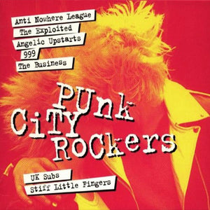 V/A - Punk City Rockers 4CD Boxset