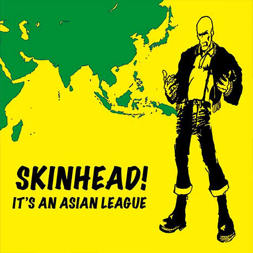 V/A - Skinhead! It's an Asian League CD