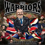 "The Warriors / Halbstarke Jungs - Bankrupt Britain 12"" LP"