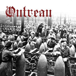 Outreau - 2nd s/t EP