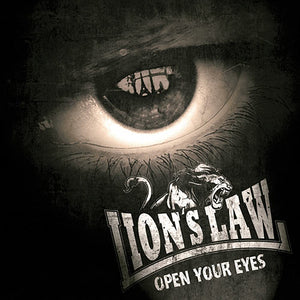 "Lion's Law - Open Your Eyes 10"" MLP"