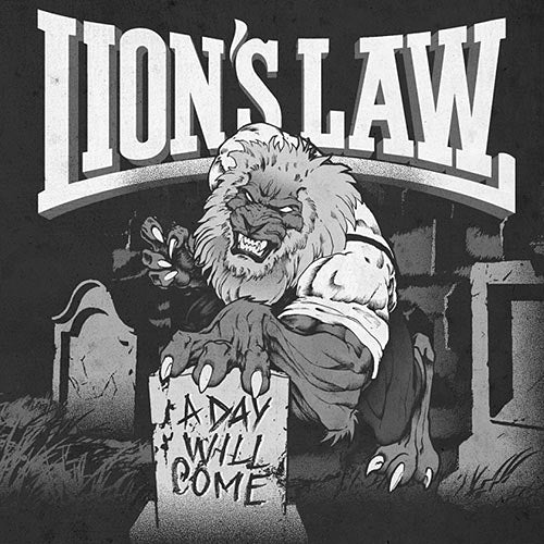 Lion's Law - A Day Will Come LP