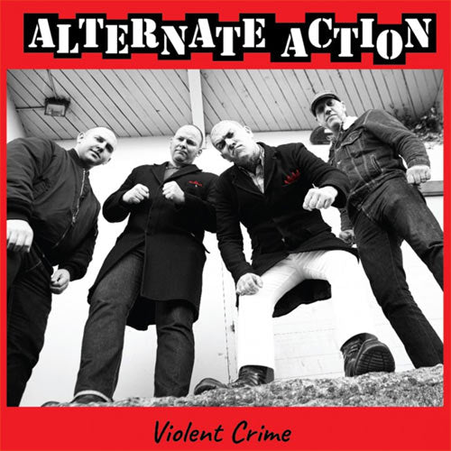 Alternate Action - Violent Crime CD EP