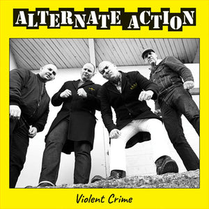 "Alternate Action - Violent Crime 10"" EP"