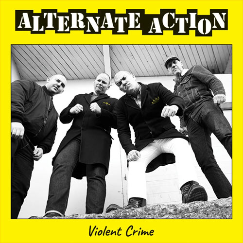 Alternate Action - Violent Crime 10