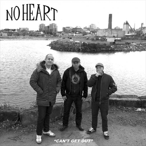 No Heart - Can't Get Out 12