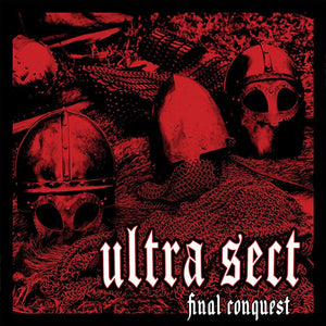 "Ultra Sect - Final Conquest 7"" EP"
