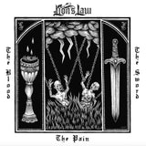 "Lion's Law - The Pain, the Blood, and the Sword 12"" picture disc"