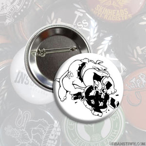 "Surge Bulldog - 1"" Pin"