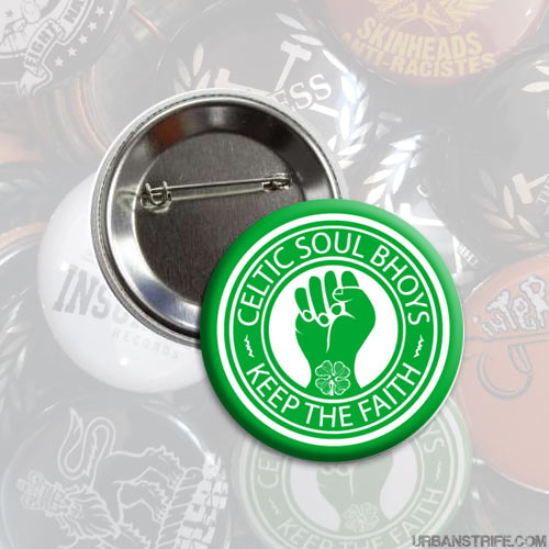Celtic Soul Bhoys - Keep The Faith 1