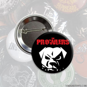 "The Prowlers - Bulldog 1"" pin"