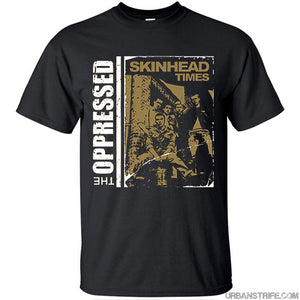 The Oppressed - Skinhead Times v2 T-Shirt