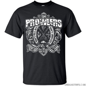 The Prowlers - Won't Abdicate T-Shirt