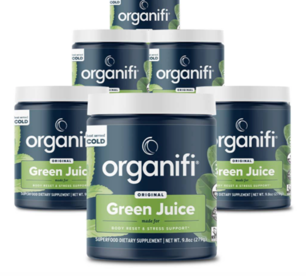 Organifi Green Juice 6-Pack