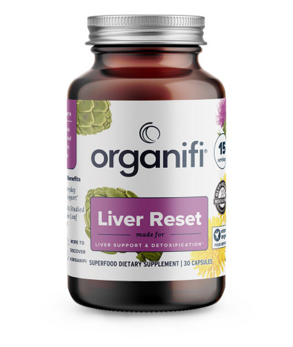 Organifi Liver Reset - Vegan Superfood Blend