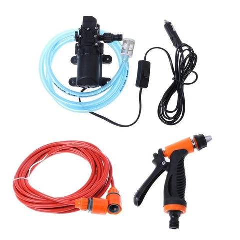 12V Portable High Pressure Electric Car Wash