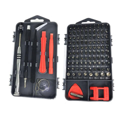 112 in 1 Small Screwdriver Set Multi Mobile Phone Repair Tools Kit