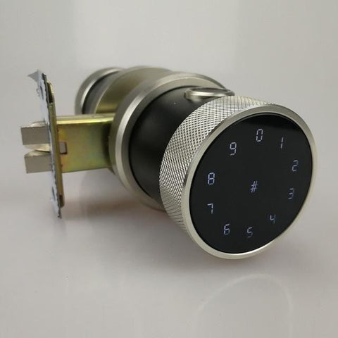 Fingerprint Password Wifi Smart Door Lock