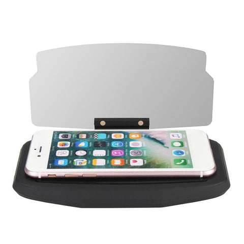 Phone GPS Projector HUD Display for Car