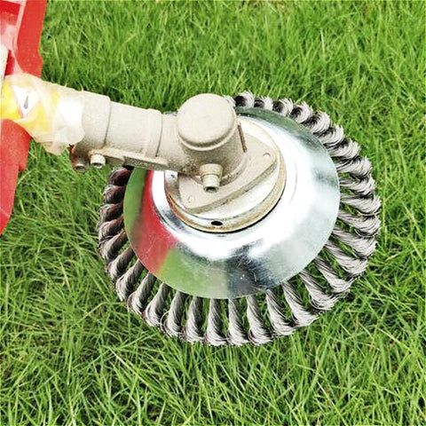 Pavement Surface Grass Trimmer