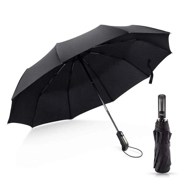 Luxury Automatic Open & close Umbrella Folding Wind water Resistant