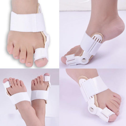 #1 Best Selling 2PCS Pair Big Bone Toe Bunion Splint straightener