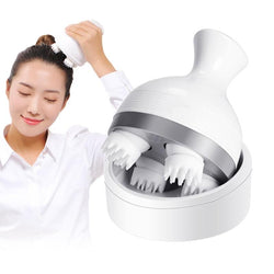 Electric Scalp Head Massager